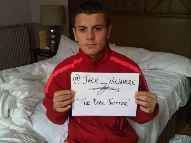 The real Jack Wilshere