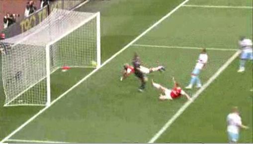 Song goal vs West Ham
