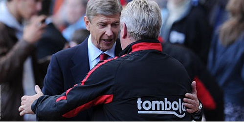 Wenger and Bruce