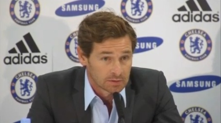 Villas Boas press first conference